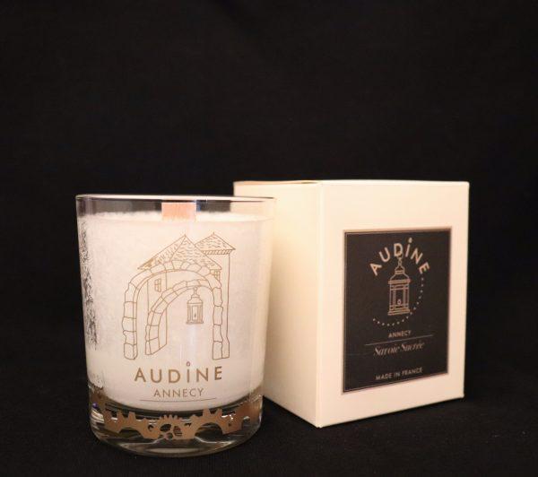 Bougie Audine Savoie Sucrée