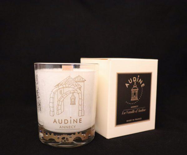 Bougie Audine Vanille d'Audine