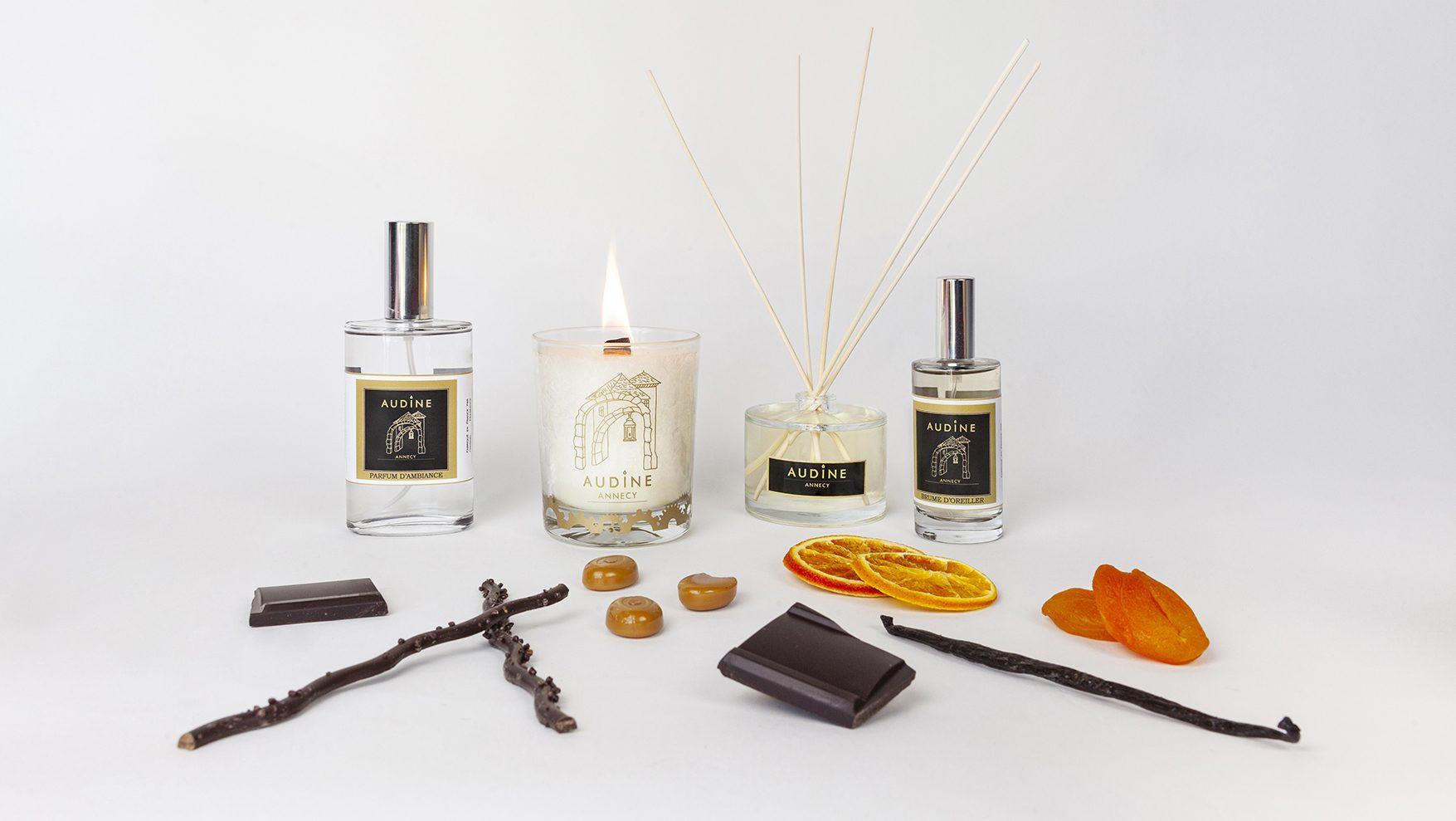annecy audine bougie parfum ambiance